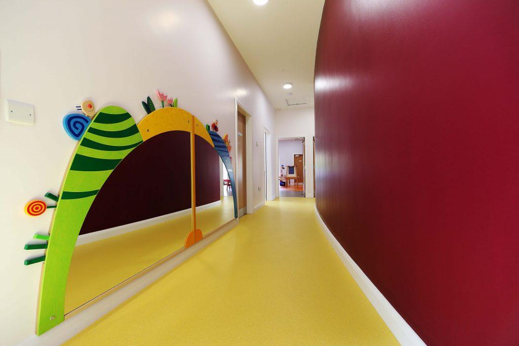 Pod 15 Hallway